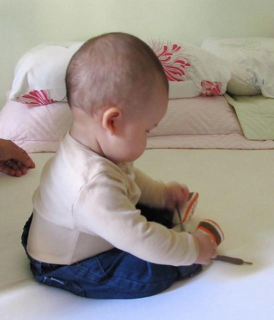Bebê Chocoranguinho