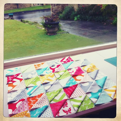 Rainy Day Quilting
