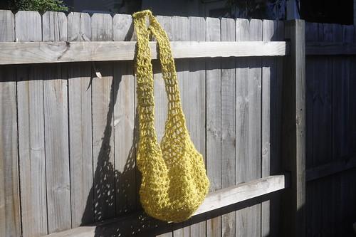 Jute Hobo Bag
