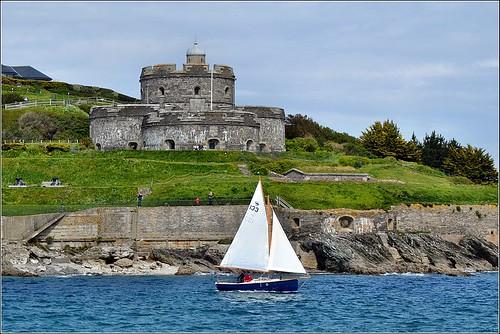 St Mawes Castle. Nikon D3100. DSC_0590.