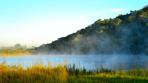 Foggy lake 2 - DSC_0322e