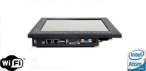 10 inch fanless industrial panel pc(EB-10PC)