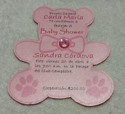 Los Placeres De La Vida Baby Shower De Sandra