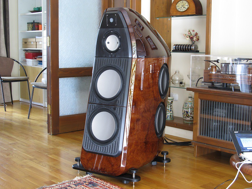 Gorgeous DIY beast | Audioholics Home Theater Forums