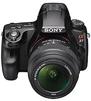 "Sony SLT-A37 ""DSLR"""