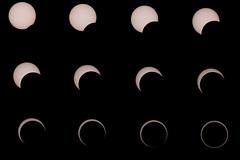 Annular Solar Eclipse - 20 May 2012