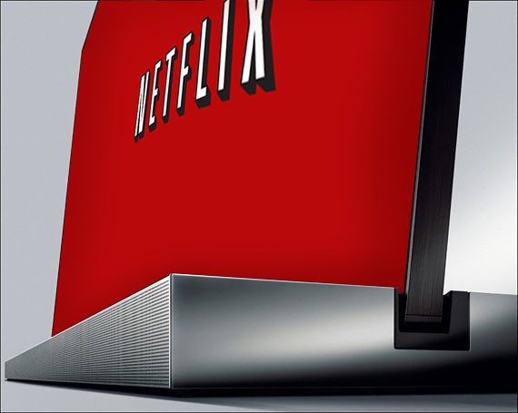 Sony Entertainment Network ahora con Netflix