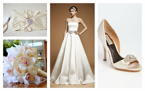 {Elegant Ivory} Bridal Style by Nina Renee Designs