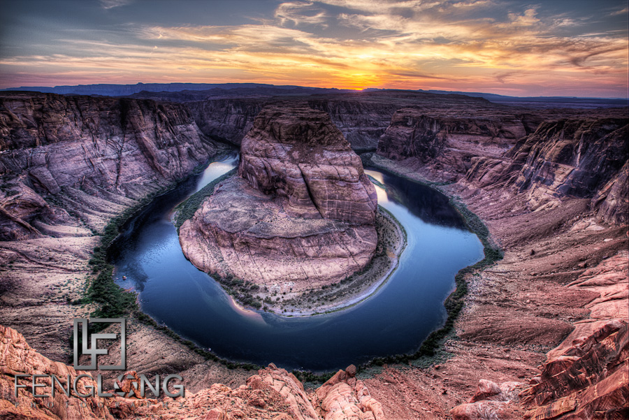 Horseshoe Bend | Page, Arizona | Atlanta Landscape Photographer