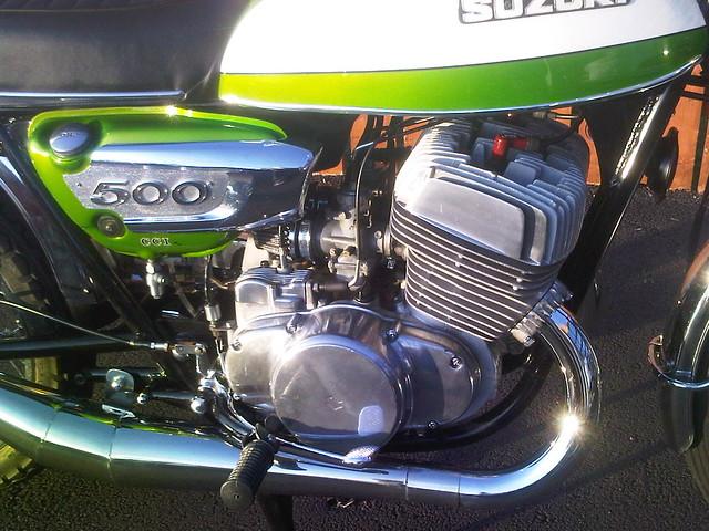 1972 T500J