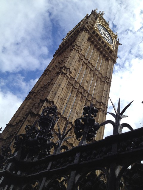 Elizabeth Tower with Big Ben