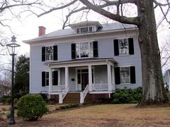 Marcellus Lanier House