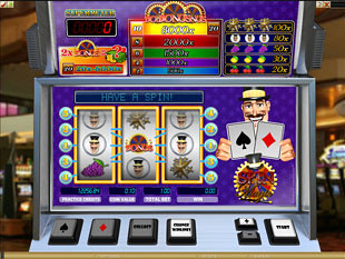 Spin Magic slot game online review