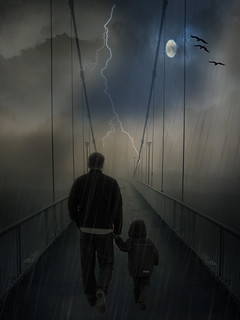 """Every father should remember that one day his son will follow his example instead of his advice"""