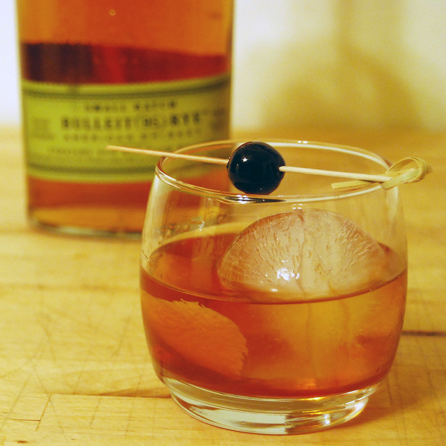 Bulleit Rye Old Fashioned | There Will Be Bourbon