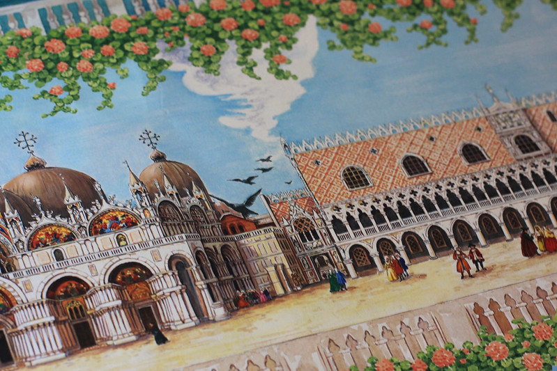 Venice Wrapping Paper