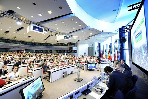 Adasa invitada por la Comisión Europea a participar en la Green Week