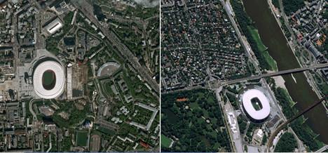 Estádios Euro-Plêiades