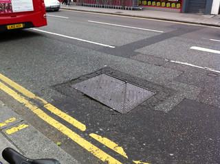 KTR drain cover