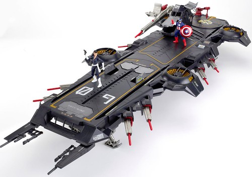 SDCC Avengers Exclusive Hellicarrier at Infinite Hollywood
