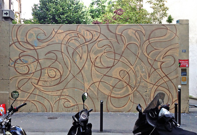 Paris Mural Blueprint : Stay Tuned...