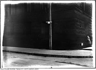 Albert and Terauley (Bay) Streets