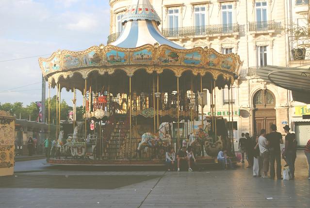 Tågluff 2010: Montpellier
