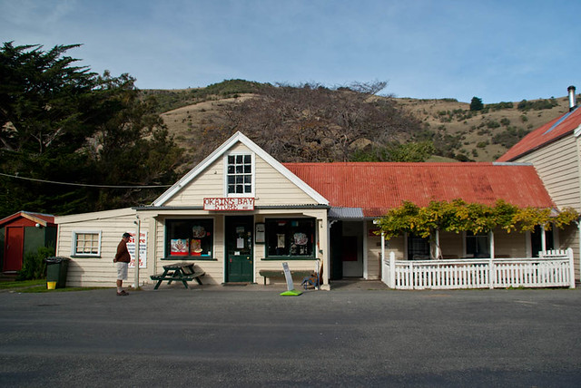 Okains Bay Store