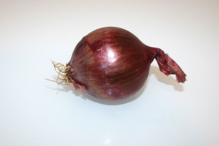 10 - Zutat rote Zwiebel / Ingredient red onion