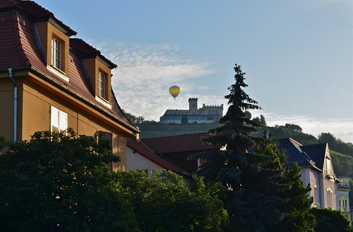 Radebeul, Early Sunday Morning