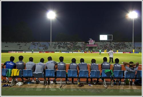 Phuket FC Bench