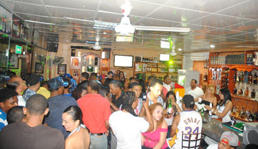 Domingos full @ Millenium Bar Liquor Store