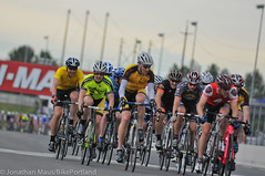 Criterium racing at PIR-2