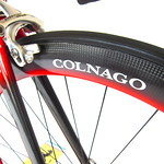 Colnago CF1 Ferrari NEW with stand