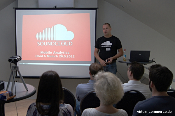 Ole Bahlmann (SoundCloud) über Mobile Analytics