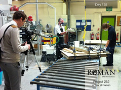 #Project252 - Day 125: Filming for the Best British Manufacturer Awards