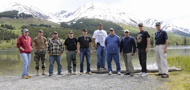 2012 Wounded Warrior Alaska