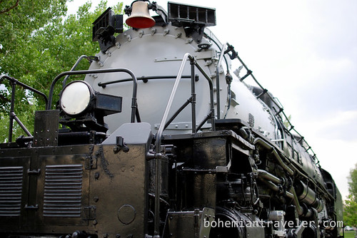 Union Pacific Big Boy in Cheyenne, WY (4)
