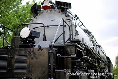 Union Pacific Big Boy in Cheyenne, WY (4)