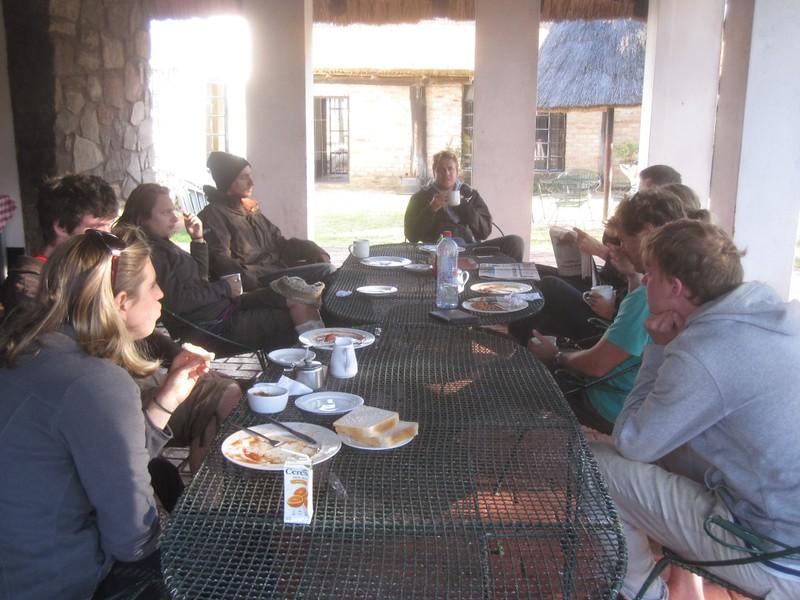 Proper Breakfast Zimbabwe Africa