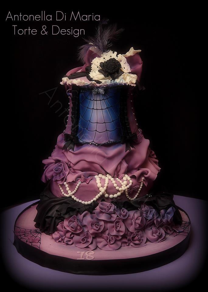 cucina chic 9 (3) | antonella di maria torte & design | Flickr