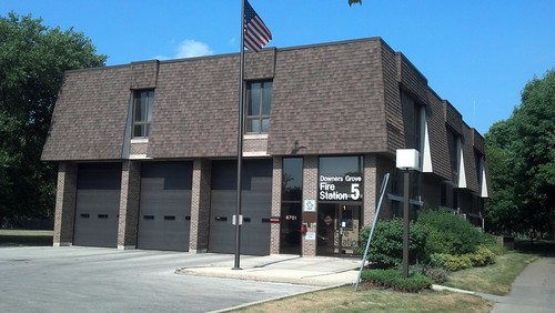 Downers Grove Fire Station 5 by functoruser