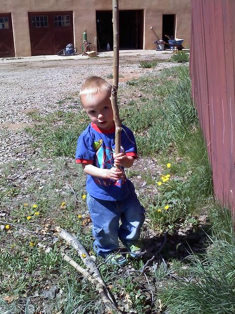 May 2012 Birthday boy #2