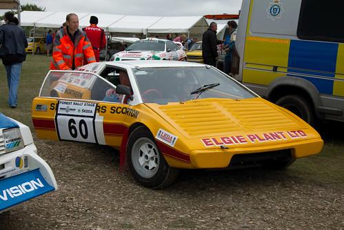 Lotus Esprit Rallycross