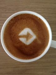 Today's latte, brand-new Google Apps Script.