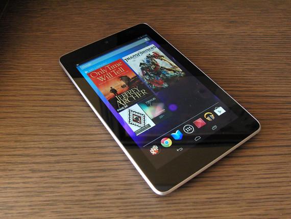 Nokia tras el Nexus 7 por infringir patentes