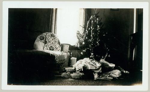 Christmas loot.