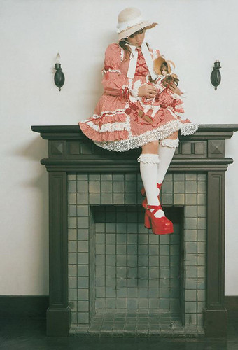 sweet lolita clothing