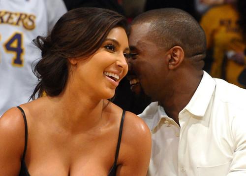 Kim and Kayne Marriage