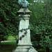 estatua no Jardin du luxembourg